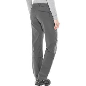 Schöffel Engadin Zip-Off Pants regular Damen charcoal